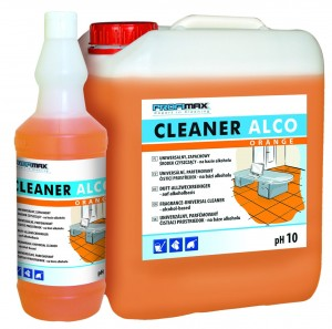 CLEANER ALCO ORANGE